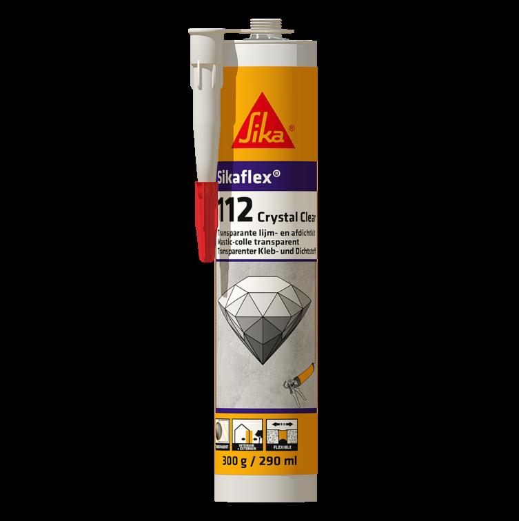 Sikaflex®-112 Crystal Clear Image