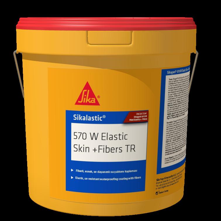 Sikagard®-570 W Elastic Skin + Fibers TR Image