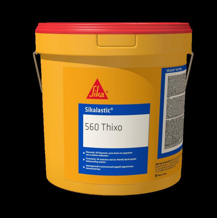 Sikalastic®-560 Thixo Image
