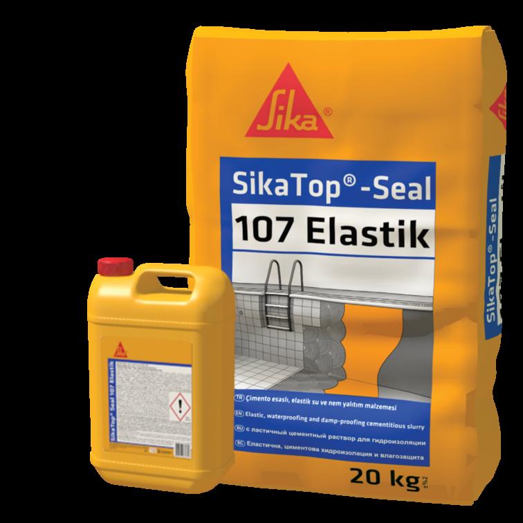 SikaTop® Seal-107 Elastik Image